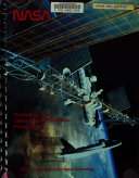 Pdf Technology for Space Station Evolution. Volume 5: Structures and Materials/Thermal Control System