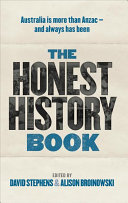 Cover of The Honest History Book