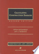 Calculating Construction Damages Book PDF