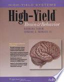 High-yield Brain and Behavior