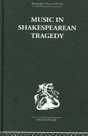 Music in Shakespearean Tragedy