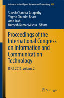 Proceedings of the International Congress on Information and Communication Technology [Pdf/ePub] eBook