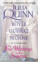 Four Weddings and a Sixpence Pdf/ePub eBook