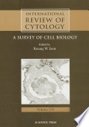 International Review Of Cytology Book PDF