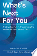 What   s Next for You Book