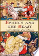 Beauty And The Beast Illustrated By Walter Crane  Book