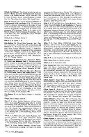 Bibliography and Index of Geology