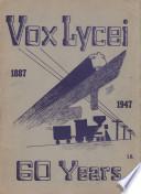 Vox Lycei 1946-1947