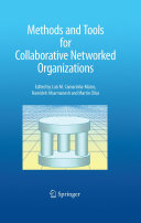 Methods and Tools for Collaborative Networked Organizations