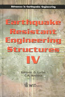 Earthquake Resistant Engineering Structures IV Book