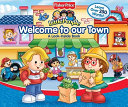 Fisher Price Little People Welcome To Our Town Big Flap Book