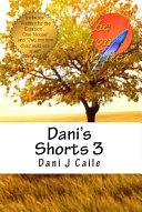 Dani's Shorts 3 Book