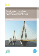 Design of Durable Concrete Structures