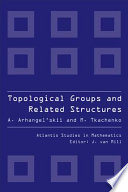Topological Groups and Related Structures Book