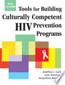 Tools for Building Culturally Competent HIV Prevention Programs Book