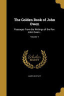 GOLDEN BK OF JOHN OWEN