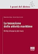 La tassazione delle attività marittime