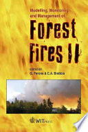 Modelling, Monitoring and Management of Forest Fires II