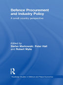 Pdf Defence Procurement and Industry Policy Telecharger