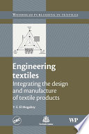 """""""Engineering Textiles: Integrating the Design and Manufacture of Textile Products"""" by Y El Mogahzy"""