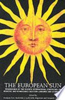 The European sun