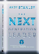 The Next Generation Leader Book
