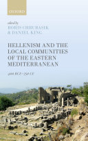 Pdf Hellenism and the Local Communities of the Eastern Mediterranean Telecharger