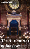 The Antiquities of the Jews Pdf/ePub eBook