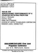AIAA 86 1550   AIAA 86 1599