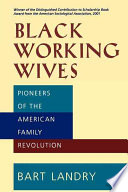 Black Working Wives