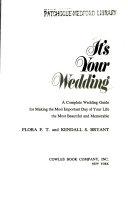 It s Your Wedding
