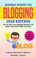 Making Money On Blogging