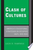 Clash of Cultures Book