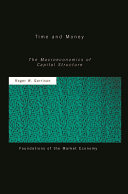 Time and money : the macroeconomics of capital structure