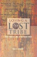 Pdf Losing a Lost Tribe