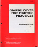 Ground Cover Fire Fighting Practices Book PDF