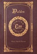 Walden  100 Copy Limited Edition