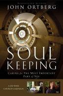 Soul Keeping Curriculum Kit Book