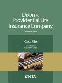 Dixon v. Providential Life Insurance Co. Pdf
