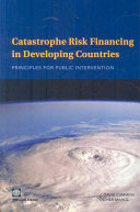 Catastrophe Risk Financing in Developing Countries