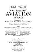 United States Aviation Reports