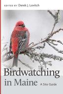 Birdwatching in Maine
