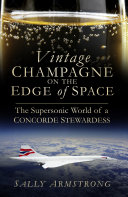 Vintage Champagne on the Edge of Space