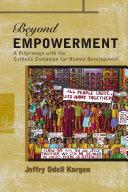 Beyond Empowerment