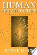 Human Relationships Book