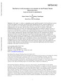 Pdf The Impact of Kazakhstan Accession to the World Trade Organization Telecharger
