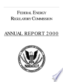 Federal Energy Regulatory Commission 2000 Annual Report