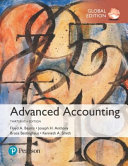 Advanced Accounting  Global Edition Book