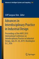 Advances in Interdisciplinary Practice in Industrial Design