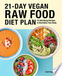21-Day Vegan Raw Food Diet Plan